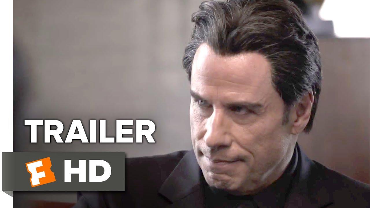Criminal Activities Official Trailer #1 (2015) - John Travolta, Michael Pitt Movie HD