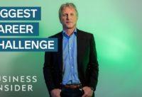 Mars Chairman Stephen Badger's Biggest Career Challenge