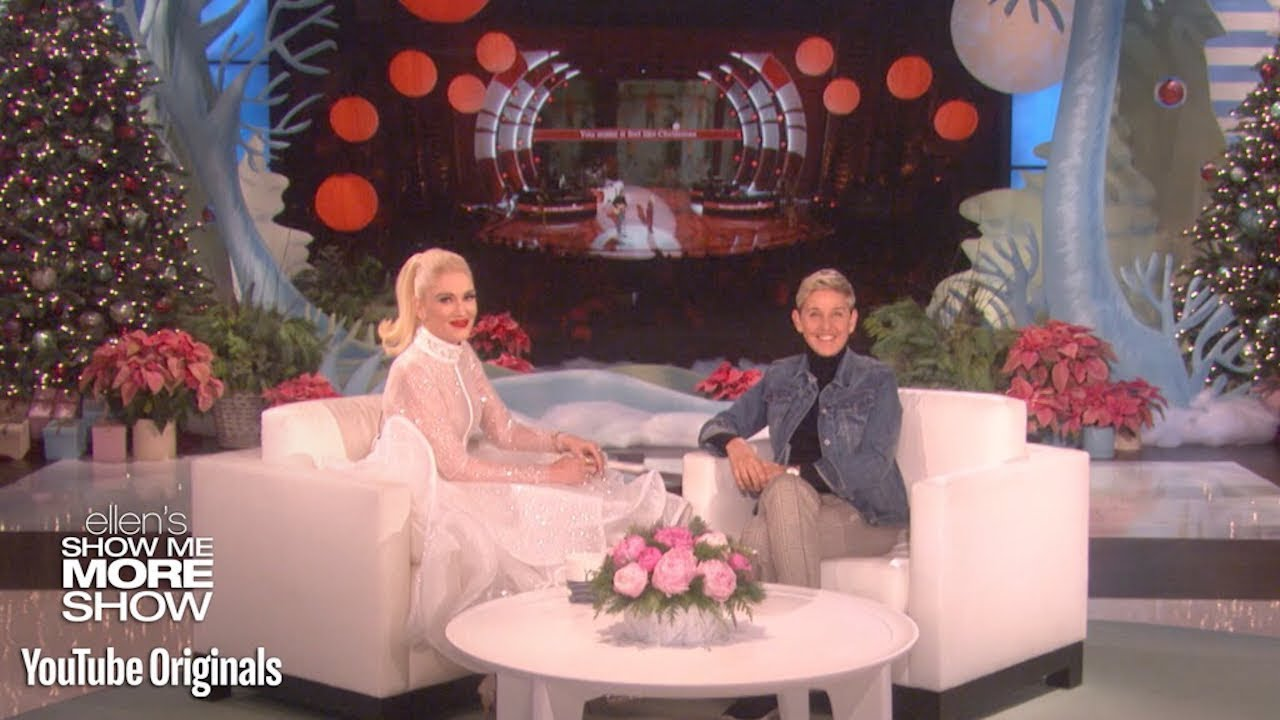 Gwen Stefani on Boyfriend Blake and Her Holiday Special
