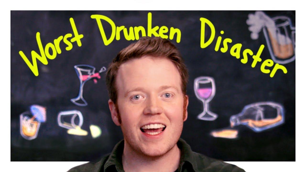 What's Your Worst Drunken Disaster?