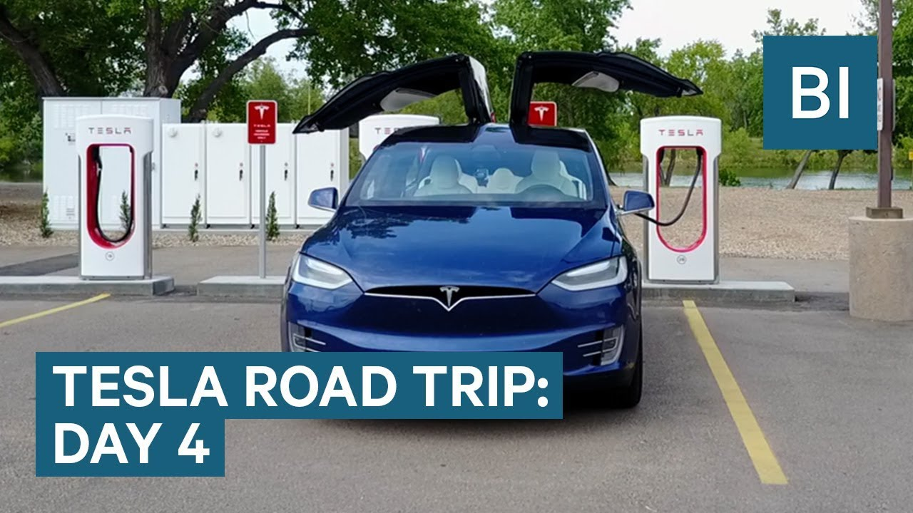 Things get tense on DAY 4 OF THE TESLA ROAD TRIP