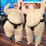 Tracee Ellis Ross and Andy Lassner Play 'Su'Move It, Move It'
