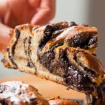 "Chocolate Braided Swirl Bread ""Babka"""