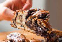 "Chocolate Braided Swirl Bread ""Babka"""