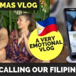 Video Calling our FILIPINO FANS on INSTAGRAM for Christmas