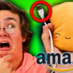 5 WEIRD $25 AMAZON GADGETS