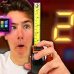 1-inch Phone...24 HOUR CHALLENGE