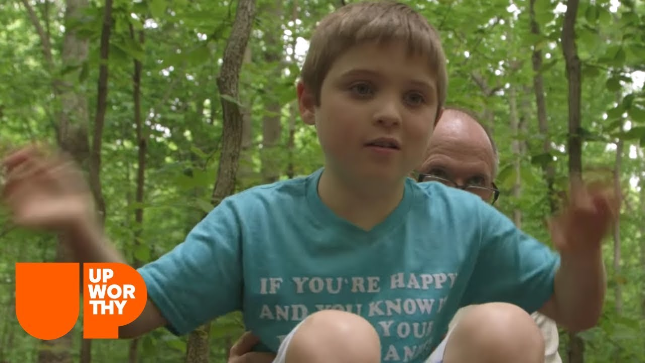 This Family Left The City For Their Autistic Son!