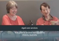 About aged care services