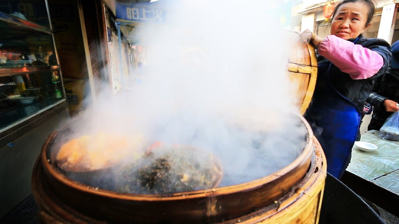 DEEP Chinese Street Food and Spicy Market Tour in Chengdu, China
