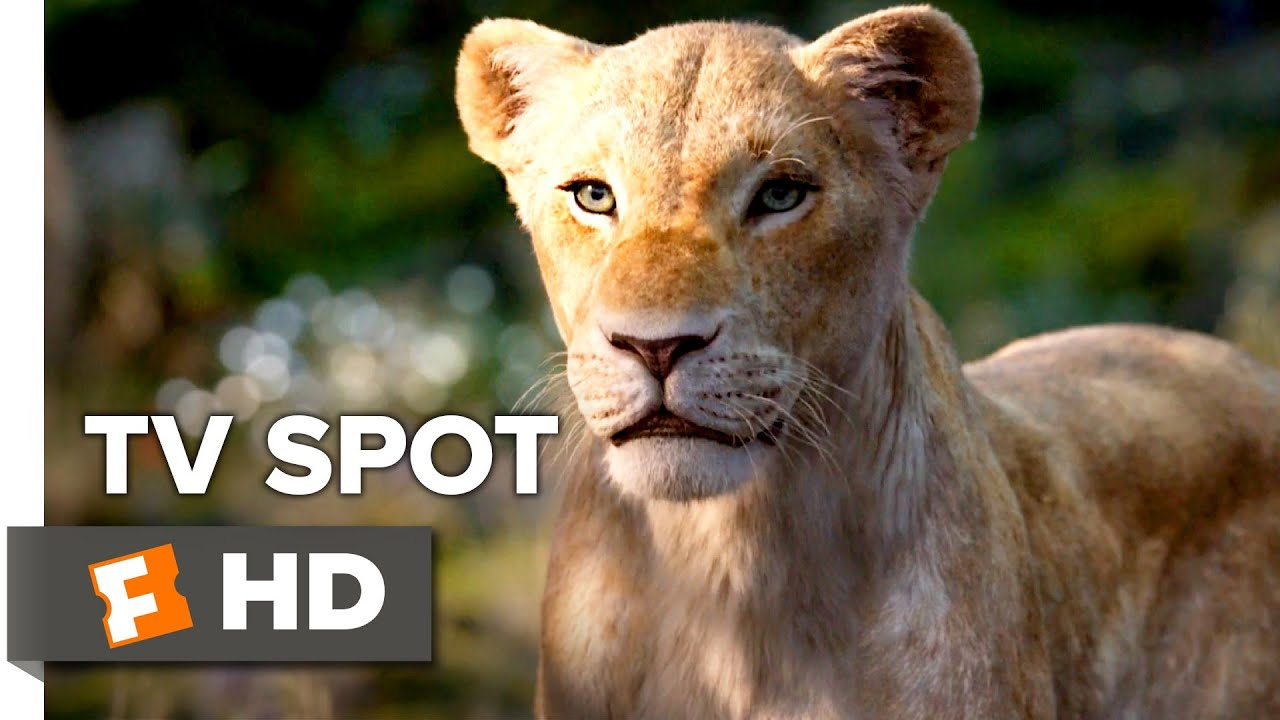 The Lion King TV Spot (2019) | 'Take Your Place' | Movieclips Trailers