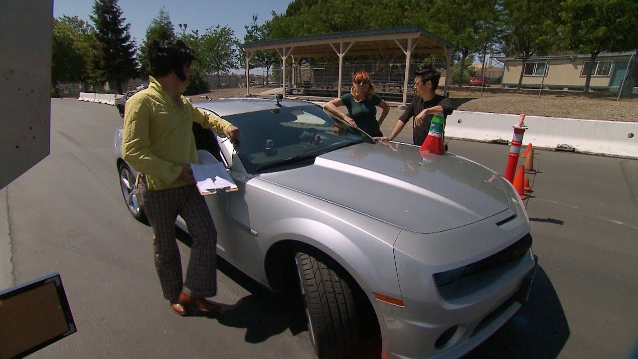Can You Drive a Car on Moonshine? | MythBusters