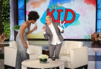 Ellen Belts Out Whitney Houston with a Drag Queen