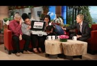 Ellen Surprised This Family -- Again!