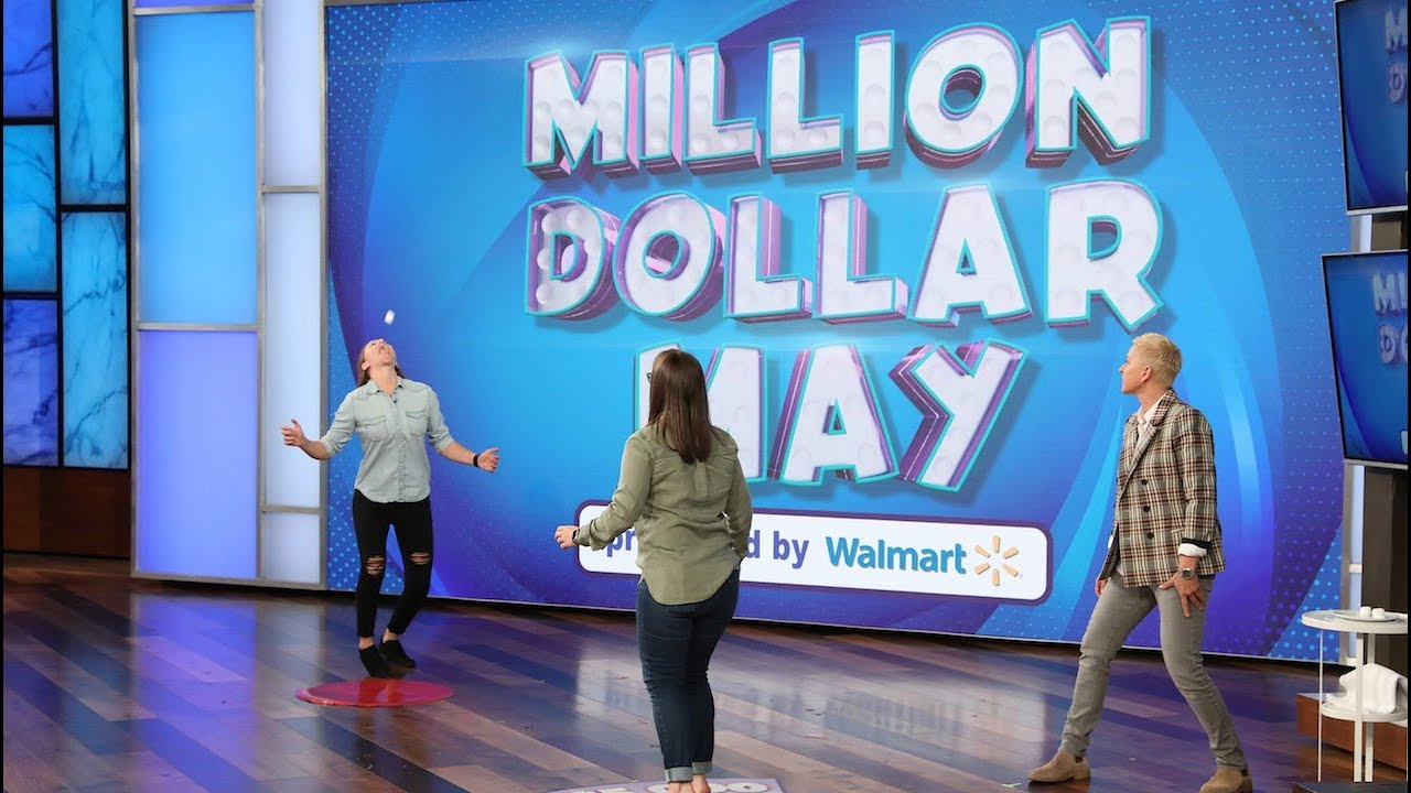 Ellen Tosses Up a Big Cash Prize for a Newly Engaged Couple