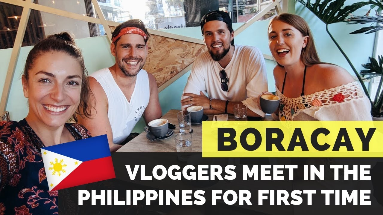 Exploring the NEW BORACAY with THE JUICY VLOG
