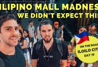 FILIPINO MALL MADNESS in Iloilo Philippines