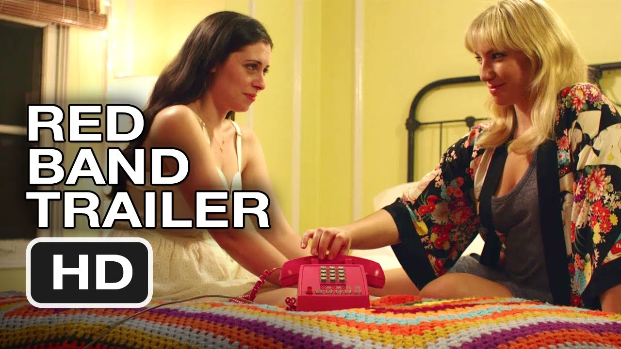 For a Good Time, Call... Red Band Trailer - Justin Long Movie HD