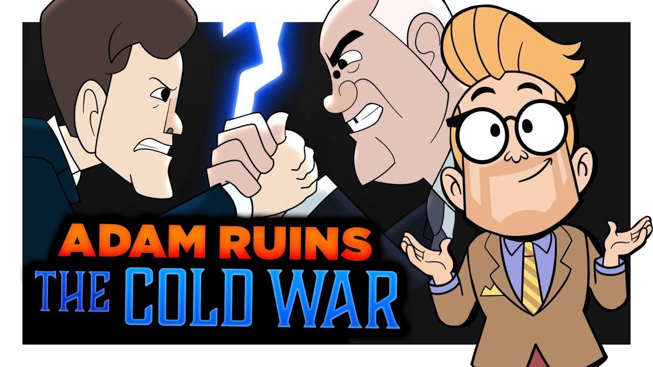 How JFK Almost Caused World War 3 | Adam Ruins Everything