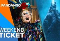 In Theaters Now: Ma, Rocketman, Godzilla: King of the Monsters | Weekend Ticket