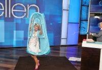 Kym Douglas Helps Ellen Get Ready for Summer