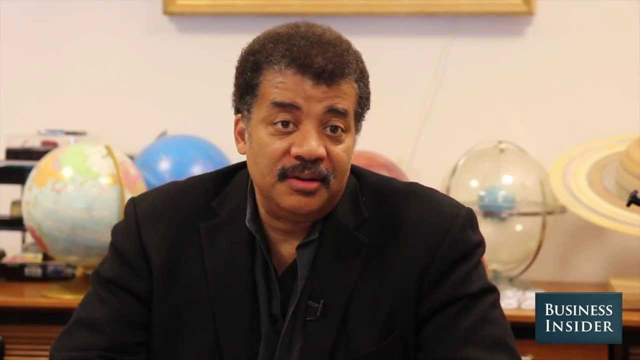 NEIL DEGRASSE TYSON: Everyone Needs To Stop Worrying About Comets