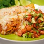 Recipe Rehab Season 1 Recipe How-To: Turkey and Cheese Enchiladas