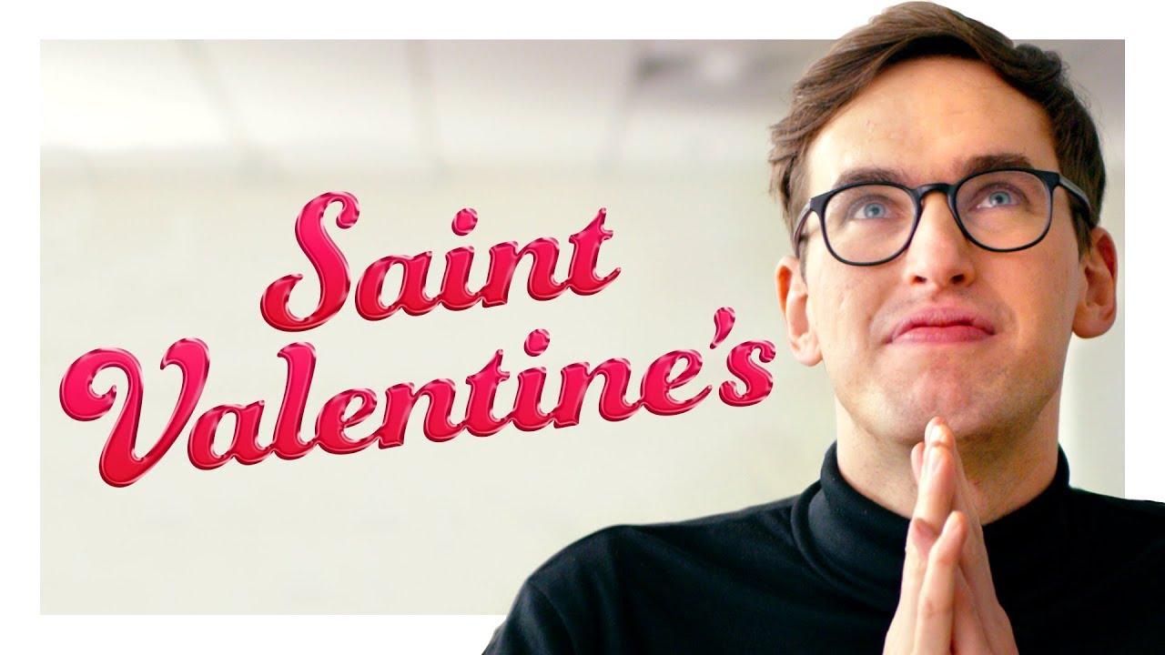 St. Valentine's Day Isn't Sexy