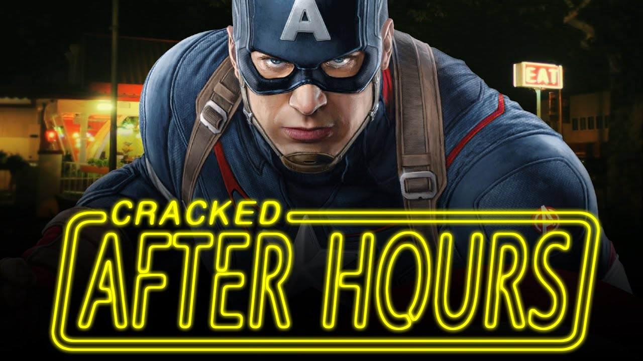 Why Captain America Is The Worst Avenger - After Hours