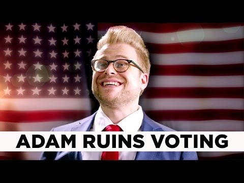 Why The Electoral College Ruins Democracy | Adam Ruins Everything