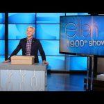 1,900th Show Memory Box