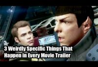 3 Weirdly Specific Things That Happen in Every Movie Trailer | Writer's Room