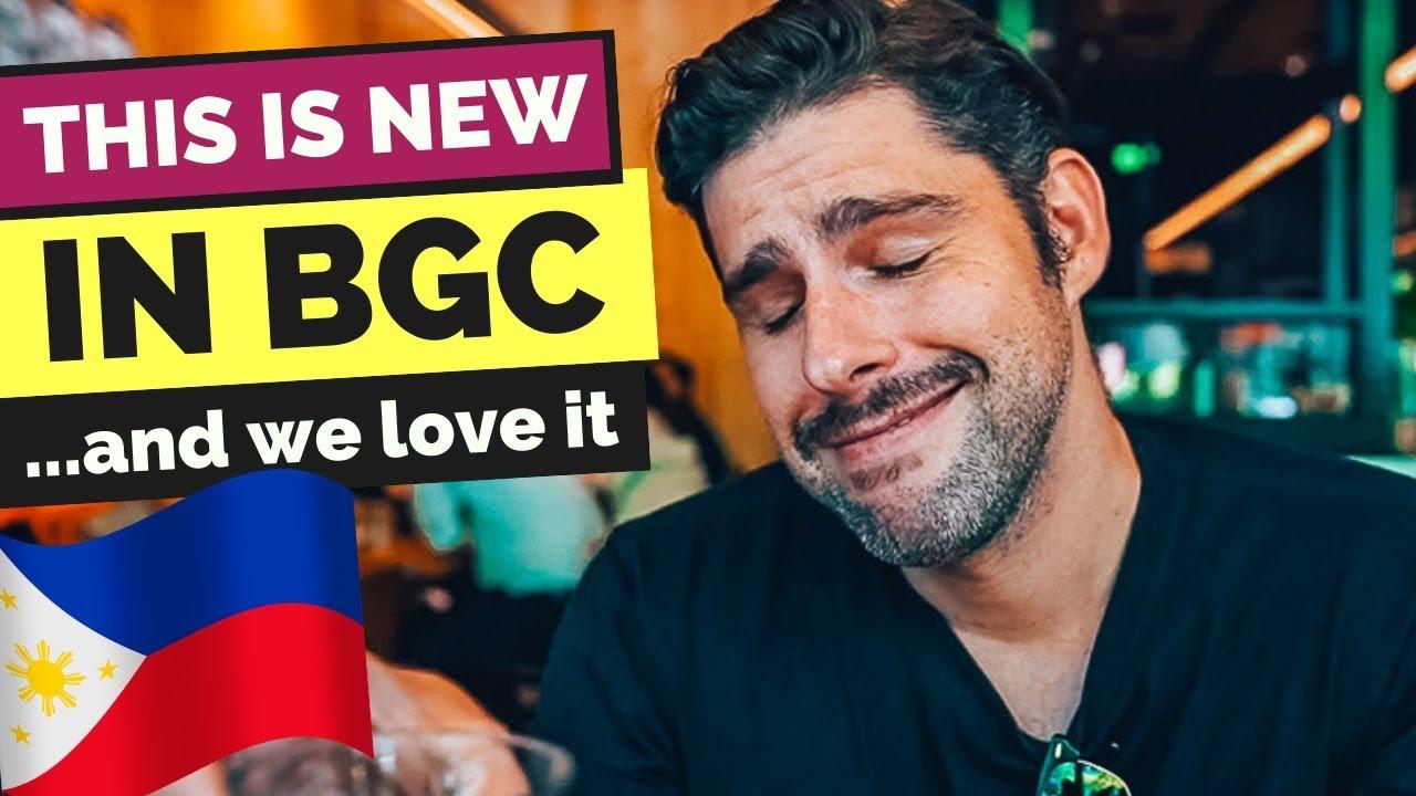 BGC Manila is getting BETTER and BETTER - Manila Vlog