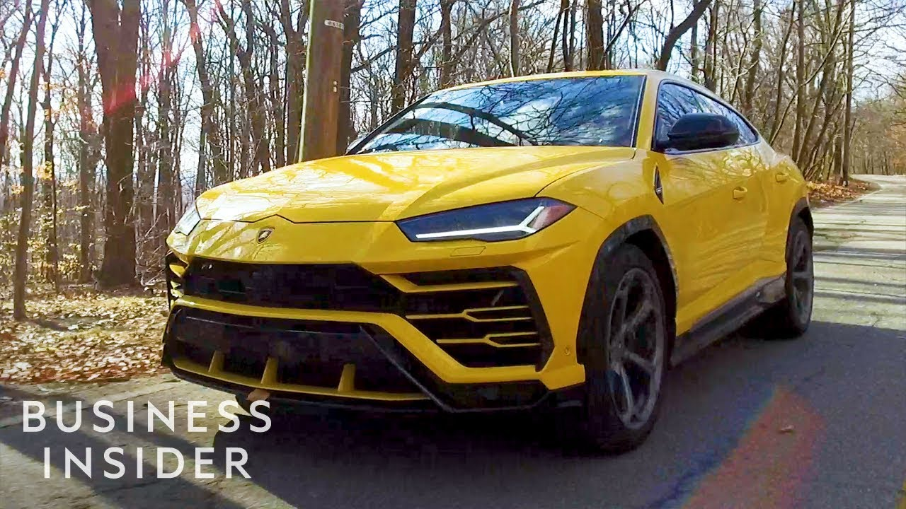 Can The Lamborghini Urus Act As A Normal Family SUV?   Real Reviews