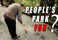 Chengdu, What To Do? Fun At People's Park!