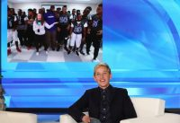 Ellen Surprises a Deserving High School Football Coach & His Team