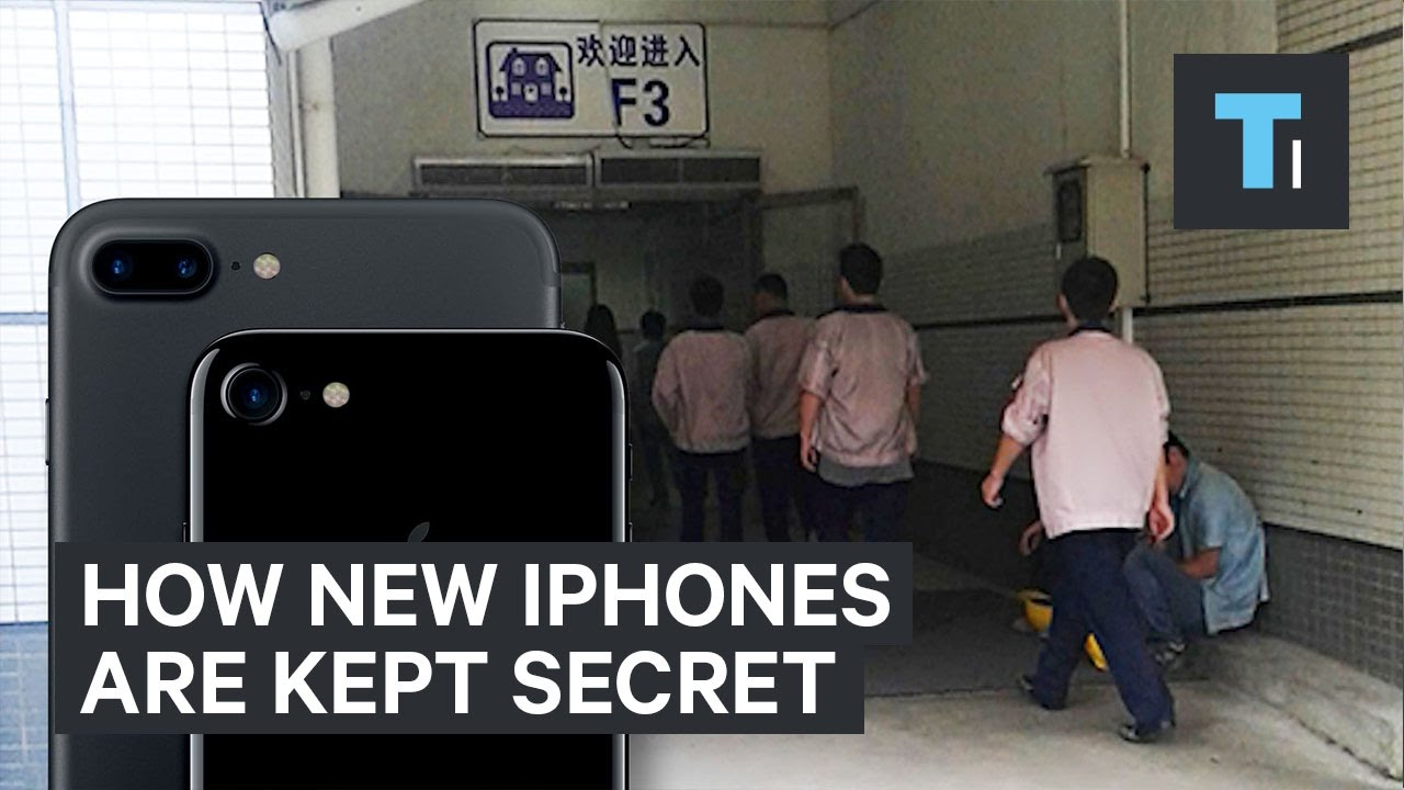Former iPhone Factory Worker Explains How They Keep New iPhones A Secret