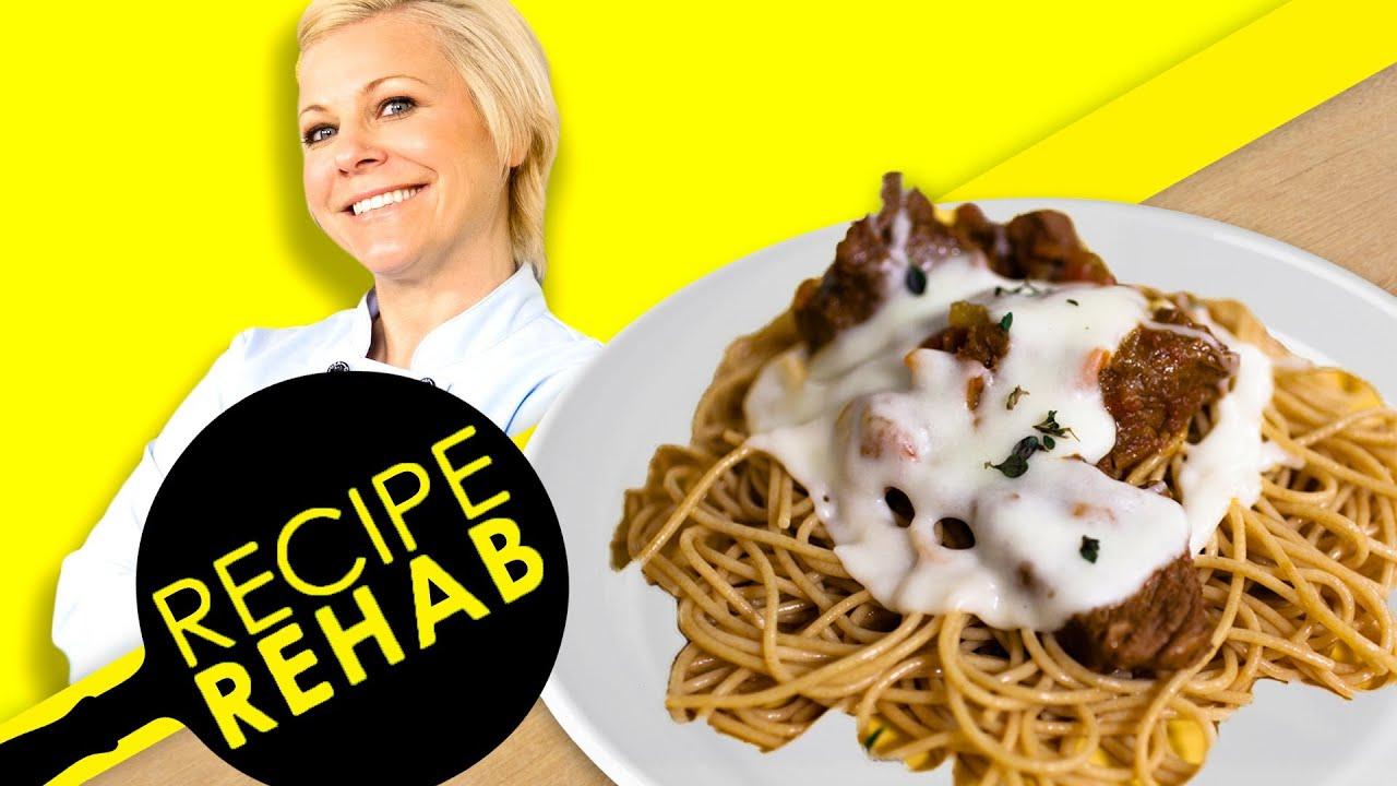 Healthy and Delicious Chili Spaghetti I Recipe Rehab I Everyday Health