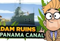 How the USA Stole the Panama Canal | Adam Ruins Everything