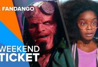 In Theaters Now: Little, Hellboy, Missing Link   Weekend Ticket
