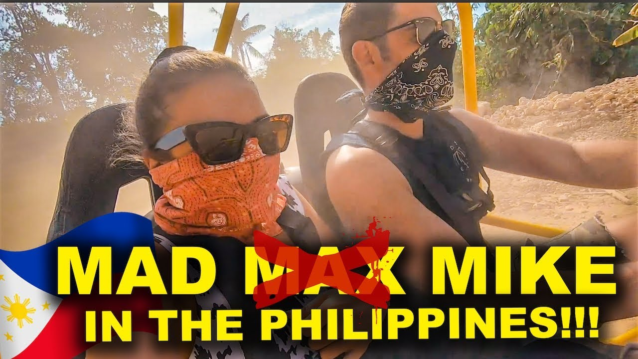 MAD MAX in the Philippines - BREAKDOWN on the ROAD