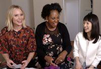 #Momsplaining with Kristen Bell: SparkJoy with Marie Kondo