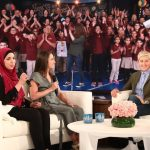 New Jersey School Gets Two Big Surprises from Ellen