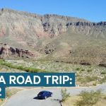 """No Grand Canyon for us"" on DAY 2 OF THE TESLA ROAD TRIP"