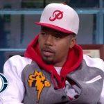Regis recites Nas lyrics on Crowd Goes Wild