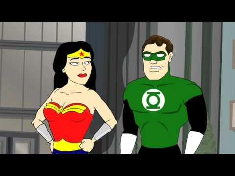 The Dark Knight Meets Superman Part 2
