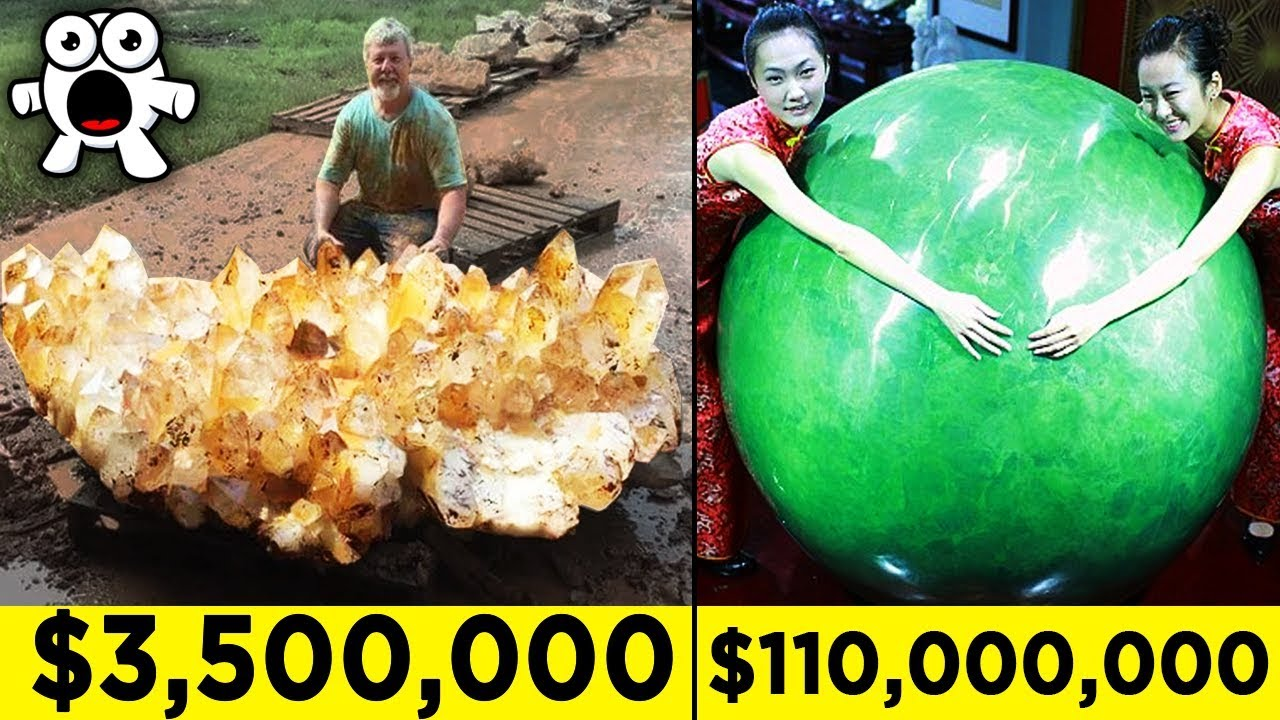 The Most Expensive Gemstones Ever Found