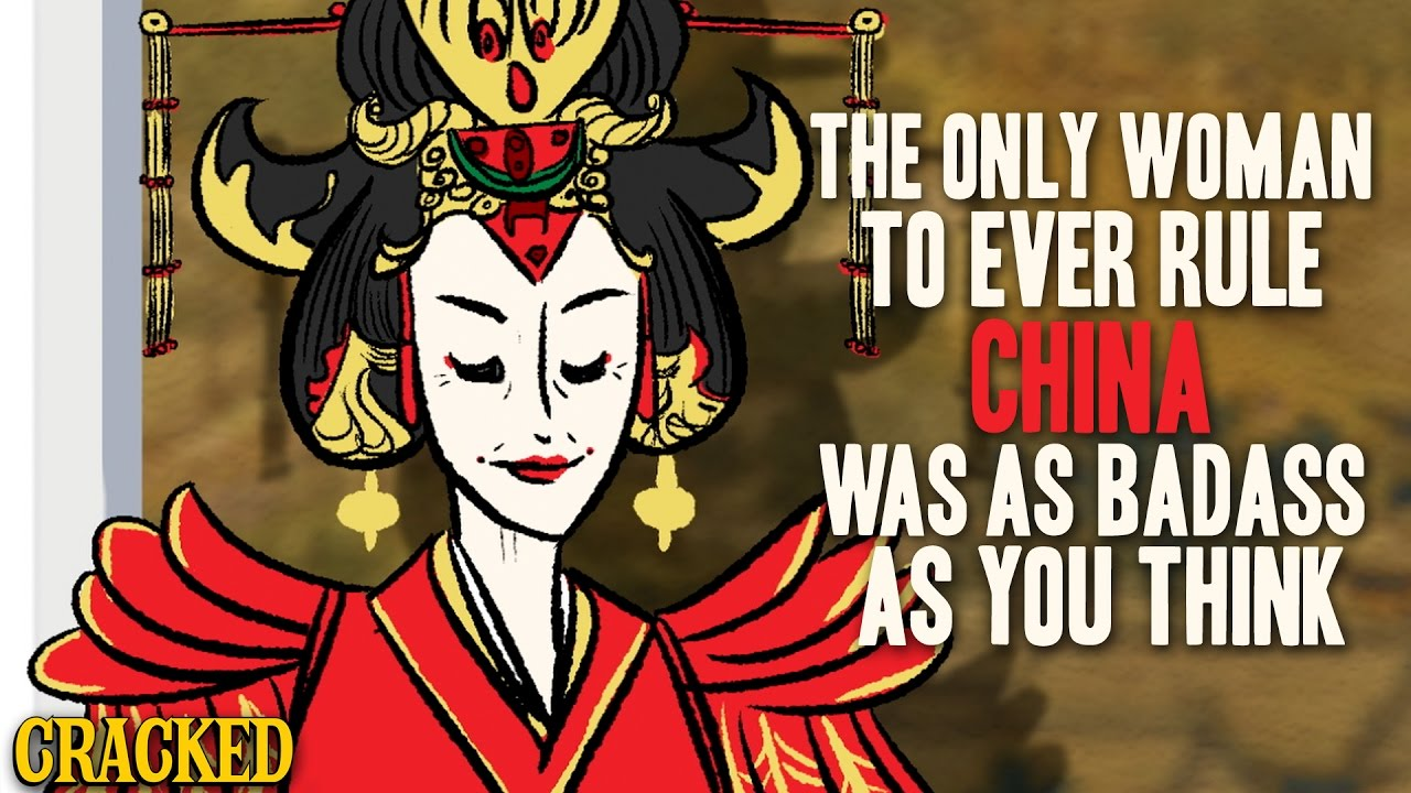 The Only Woman To Ever Rule China Was As Badass As You Think