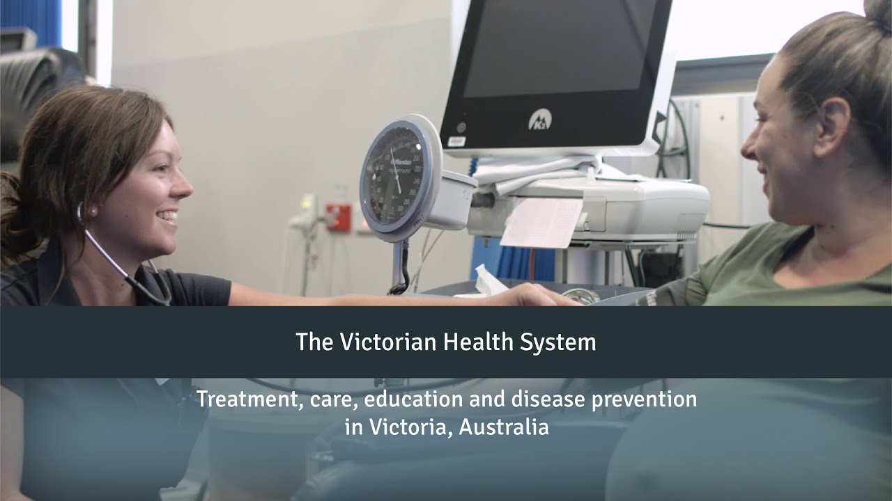 The Victorian Health System