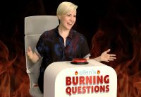 YouTuber Hannah Hart Takes on Ellen's 'Burning Questions'
